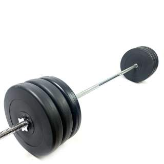 Barbell weight set 70 kg